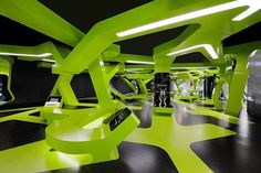 Architecture Photography: Level Green Exhibit / J. Mayer H. Architects + Art+Com Berlin - level_green_autostadt_02 (29763) - ArchDaily #mayer #architects #level #h #exhibit #berlin #green
