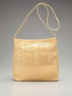 Orla Kiely Giant Punched Acorn Annie Shoulder Bag #fashion #handbag