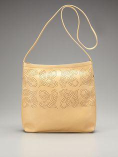 Orla Kiely Giant Punched Acorn Annie Shoulder Bag #fashion #handbag
