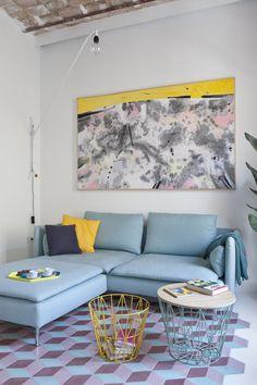 Barcelona apartment #interiordesign