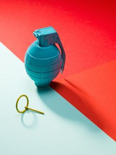 Full Color Objects Composition_6 #color