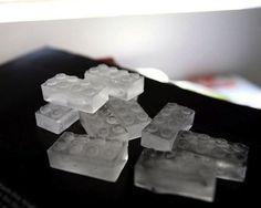 CJWHO ™ (Lego Ice Bricks Tray) #lego #design #photography #art #tray #ice #bricks