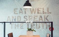 Nosh Restaurant Branding on Behance