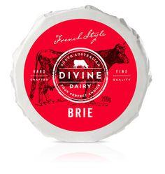 frankaloi_divinedairy_04 #stamp #dairy #branding #tonal #circle