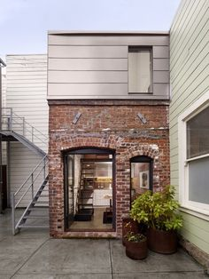 This Old Laundry Boiler Room Has Been Transformed Into A Guest Apartment #architecture