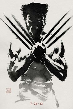 The Wolverine, blt communications #movie #poster #film