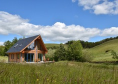 Eco Friendly Cottages in Scotland - Fiddle Hill Cottage