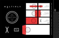 Mxltiply Branding #corpotate #logo #ci #identity
