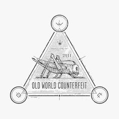 Old World Counterfeit Dan Gretta #print