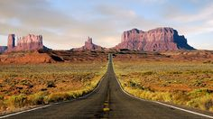 Road to The Grand Canyon