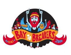 Logos on the Behance Network #logo #to #bay #breakers