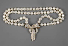 High-Quality Akoya Cultured Pearls Necklace