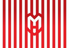 Melbourne Heart Football Club on the Behance Network #brand #mhfc #soccer