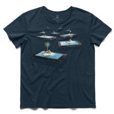 ISLANDS - Tshirt|KAFT