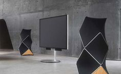 Bang & Olufsen Beolab 90 Speakers - These Are the Most Beautiful Speakers You've Ever See $80K #BeoLab90 #BangOlufsen #FutureOfSound #Like
