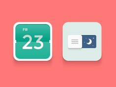 Icons #color #flat #ui