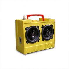 Vintage Sound Machine #vintage #music #boombox #vintage sound machine