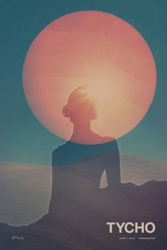 Tycho At The Troubadour Poster - Tycho / ISO50 #tycho #poster