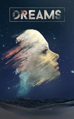 Dreams on Behance #photoedit #dream #photomanipulation #artwork #photoshop #dreams #speedpainting #composing