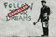 top-artists-of-2014-banksy #modern #graffiti #banksy #stencil #art #street