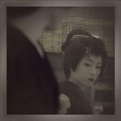 Tokyo Geisha by Vanja Karas #inspration #photography #art