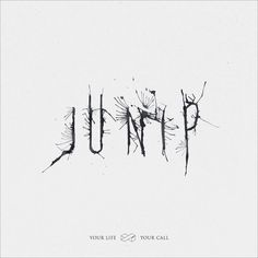 "Junip ""Your Life, Your Call"" #typography #album cover #junip"