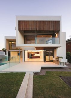 Elysium 154 House by BVN Architecture