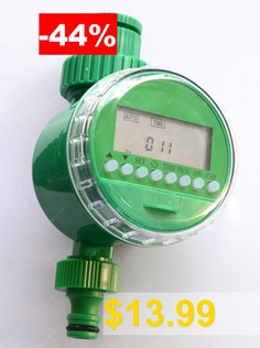 Smart #Automatic #Watering #Timer #Irrigation #Controller #- #GREEN