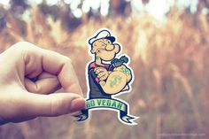 Go Vegan Sticker Pack on Behance