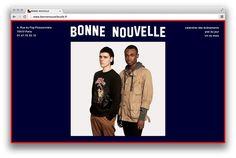 Bonne Nouvelle | David Millhouse #french