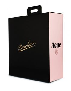 Förpackad » Acne+Borsalino CAP #packaging #acne