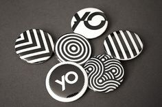 All sizes | Badges | Flickr - Photo Sharing! #design #graphic #badge