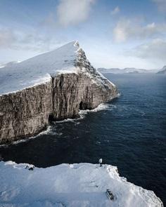Faroe Islands From Above: Drone Photography by Kristoffer Vangen