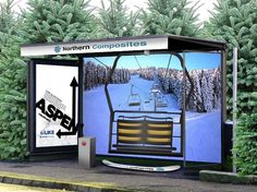 (1) Northern Composites #steel #northern #advertising #plastic #outdoor #layout
