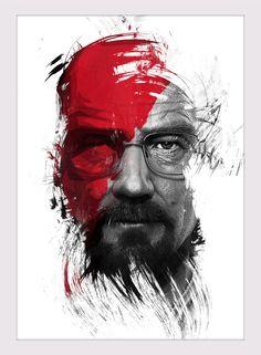 Heisenberg #walter #white #breaking #pinkman #heisenberg #jessie #bad