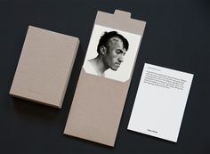 Giles Duley Stationery 5 #photography #branding