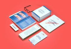 Estonian Design Awards 2012 on Behance #colour #red