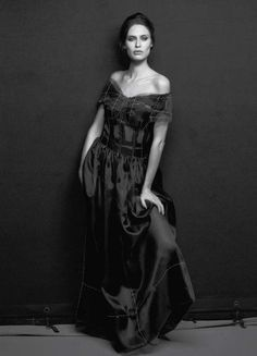 Bianca Balti by Peter Lindbergh #fashion #photography