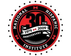 NHI 30th Anniversary #hispanic #logo #30