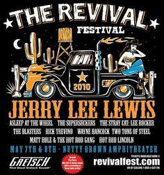 GigPosters.com - Jerry Lee Lewis #jerry #bwanadevil #lee #lewis #poster
