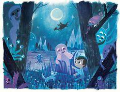 Monster Hide & Seek #sillo