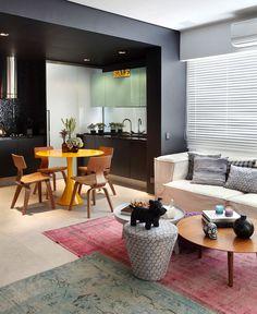 Bachelor Apartment by Studio Ro+Ca - #decor, #interior, #homedecor,