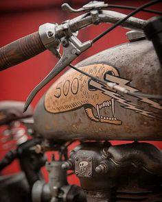 thebobbergarage, moto