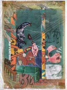 Matthew Billington | Diskursdisko #illustration #collage