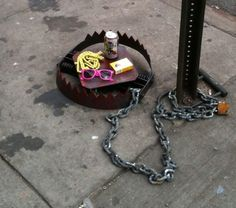 Hipster Trap, New York | THEINSPIRATION.COM l THIS IS WH▲T INSPIRES US #trap #hipster