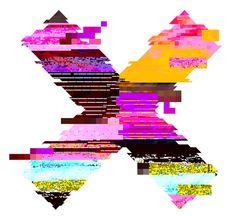 truth Glitch X by David Behar