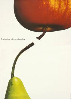 Schweizer Obst-Geschenk der Natur: Mit Haut und Stil (Swiss fruit: gift of nature: with skin and style), Aurel Peyer, Zug, 1996