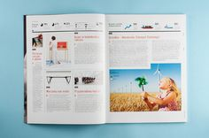F5 Magazine - That guy from Warsaw - your graphic design and brand identity studio #print #layout #magazine