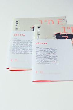 1º dezembro - nº único 2011 / aaum on the Behance Network #print #design #graphic