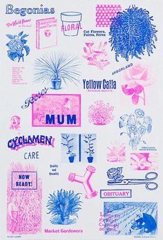 CCOOLL Poster Show | Issue Press - Artist Publications & Risograph Printing